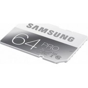 Card memorie Samsung SD PRO 64GB Clasa 10