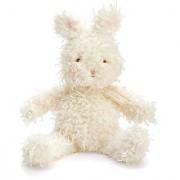 Bunnies By The Bay Shaggy Hoppy Bunny Plush Toy Cream