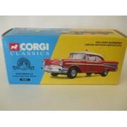 Corgi Classics Centerville Chevrolet Fire Chief Car #51201 Die Cast Car