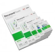 GBC Carteras de plastificación para tarjetas - Plastificador (Color blanco, Polietileno, Brillante, China)