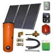 Kit solaire thermique complet 3-5 personnes