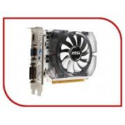 Видеокарта MSI GeForce GT 730 700Mhz PCI-E 2.0 2048Mb 1800Mhz 128 bit DVI HDMI HDCP N730-2GD3V2