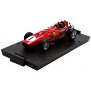 Brumm - R069 - Véhicule Miniature - Modèle À L'échelle - Ferrari Dino 246 F1 - Gp Grande Bretagne 1958 - Echelle 1/43