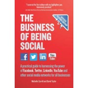 The Business of Being Social 2nd Edition by Michelle Carvill
