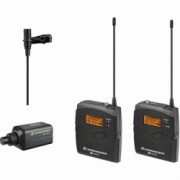 Sennheiser ew 100-ENG G3 - Kit Wireless cu lavaliera directionala