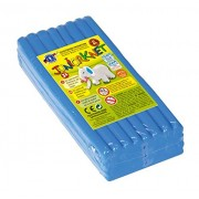 Feuchtmann Spielwaren 628.0305-8 - Plastilina per bambini, 500 g, blu