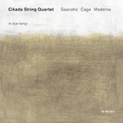 Muzica CD - ECM Records - Cikada Quartet: Saariaho, Cage, Maderna