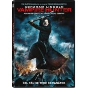 ABRAHAM LINCOLN THE VAMPIRE HUNTER DVD 2012
