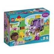 Док Макстъфинс и Линейката Роузи LEGO® DUPLO® Disney Doc McStuffins™10605