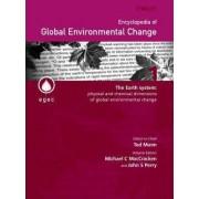 Encyclopedia of Global Environmental Change by Michael C. Maccracken
