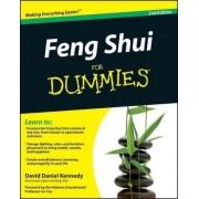 Feng Shui For Dummies by David Daniel Kennedy