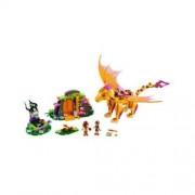 Lego Elves - Jaskinia Smoka Ognia 41175