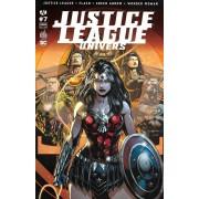 Justice League + Flash + Green Arrow + Wonder Woman : Justice League Univers N° 7 ( Septembre 2016 )