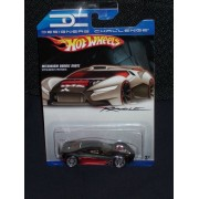 Hot Wheels Designers Challenge Black and Red Mitsubishi Double Shotz 1:64 Scale by Hot Wheels