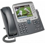 Cisco UC phone 7975, Gig Ethernet, Color, spare
