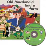 Old MacDonald Had a Farm by Pam Adams