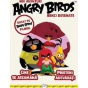 Angry Birds. Benzi desenate