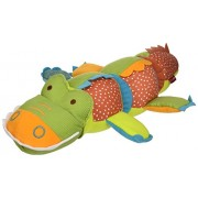 Skip Hop Giraffe Safari Twist and Smile Toy, Crocodile