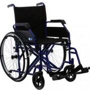 sedia a rotelle / carrozzina pieghevole - trasformabile in transito