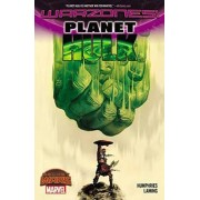 Planet Hulk: Warzones! by Sam Humphries