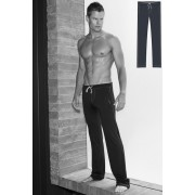 Sauvage Athletic Low Rise Workout Pants Charcoal