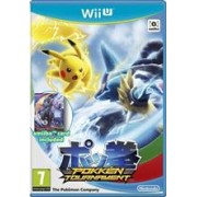 Pokken Tournament With Shadow Mewtwo Amiibo Card Nintendo Wii U