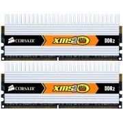 Memorii Corsair XMS2 DHX DDR2, 2x2GB, 800MHz (CL5)