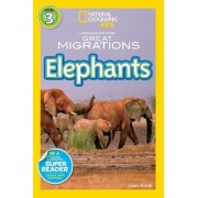 Great Migrations Elephants by Laura Marsh