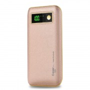 Baterie externa Cager S1, 6000 mAh, Gold