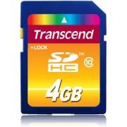 Transcend 4GB SDHC (Premium)