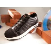 S1P Sicherheits Halbschuh in sportlicher Optik, Farbe schwarz, Gr.40