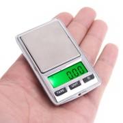 OEM Vrecková digitálna váha 0,01 - 100g / 0,1 - 500g