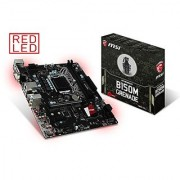 MSI Gaming Intel Skylake B150 LGA 1151 DDR4 USB 3.1 Micro ATX Motherboard (MSI B150M GRENADE)
