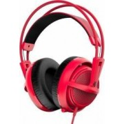 Casti SteelSeries Siberia 200 Forged Red