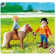 Playmobil Figures Set 5934 Pony Ride