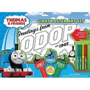 Thomas and Friends Giant Poster Art Set