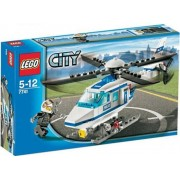 Lego City: politiehelicopter (7741)