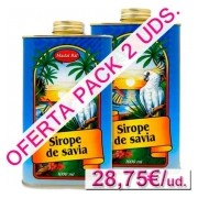 Sirope de Savia Madal Bal 1 litro pack 2 uds.