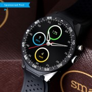 Смарт Часовник с Пулсомер и Android KingWear KW88, ANDROID 5.1 3G, WI-FI