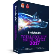 Bitdefender Total Security 3PC 1jaar