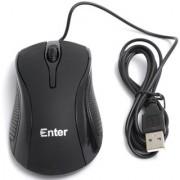 ENTER PS2 MOUSE-E-85B BLACK