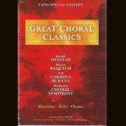 Artisti Diversi - Great Choral Classics (0044007430613) (3 DVD)