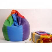 Bean Bags Clasic Curcubeu