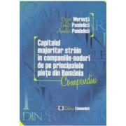 Capitalul majoritar strain in companiile-noduri de pe principalele piete din Romania - Cezar Mereuta