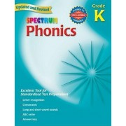 Spectrum Phonics Grade K by Spectrum