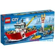 LEGO CITY Tűzoltóhajó 60109