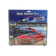 Revell - Maqueta modelo set Mercedes SLS AMG, escala 1:24 (67100)