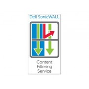 SonicWALL CFS Premium Business Edition for SonicWALL NSA E6500