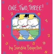 One, Two, Three by Sandra Boynton