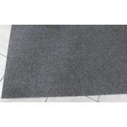 Sötétszürke szövetes hatású maradék sötétítő függöny 140x100cm/Cikksz:01210450